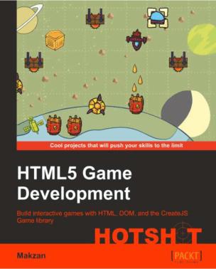 Book: HTML5 Game Development Hotshot
