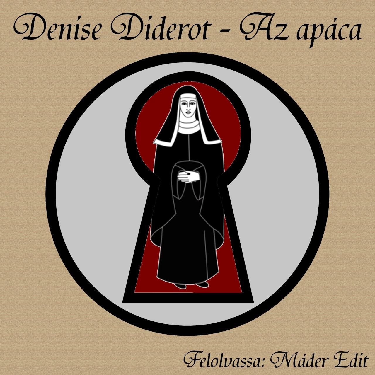 Diderot, Denis: Az apáca - Hangoskönyv (mp3)