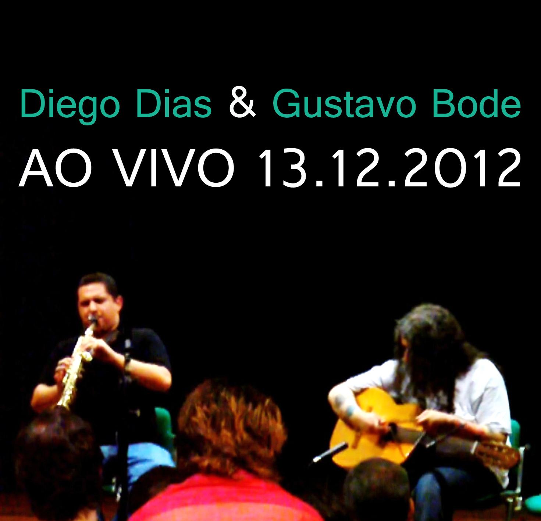 MSRCD023 - Diego Dias & Gustavo Bode - Ao Vivo 13.12.2012