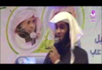 مع الداعية منصور السالمي ونايف الصحفي مؤثر جداا