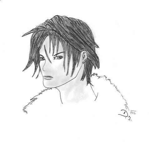 Final Fantasy Art