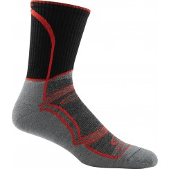 The men's Bjorn Nordic Micro Crew sock by Darn Tough socks.