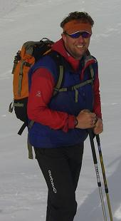 Kingsley Jones, Snowshoe Guide