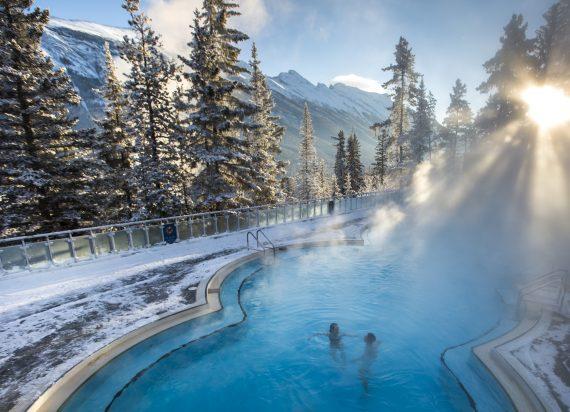 Hot Springs Banff
