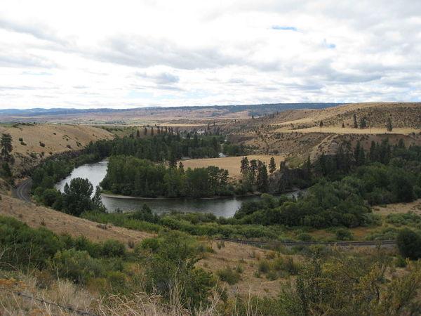 Yakima River near Cle Elum