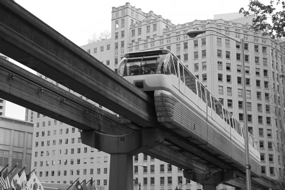 monorail in Seattle