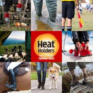 snowshoe heat holders montage photos
