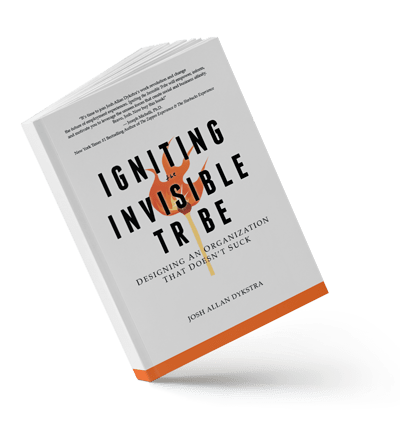 "Download your free sample of the book ""Igniting The Invisible Tribe"""