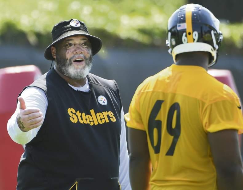 New coach Karl Dunbar eager to turn tide for Steelers defense   TribLIVE.com
