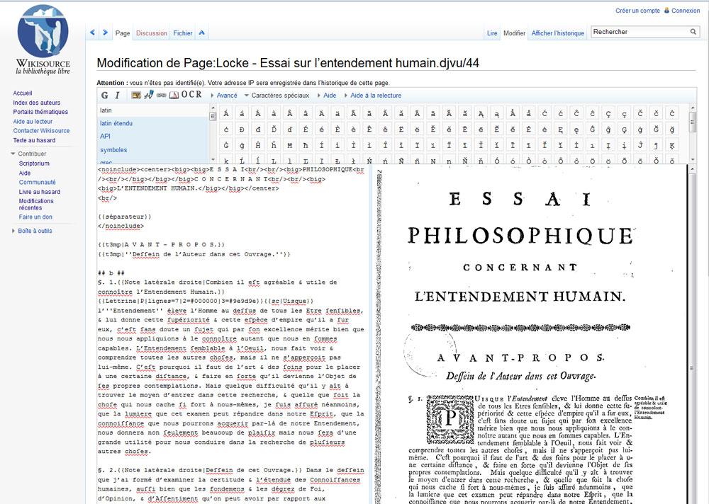Logiciels pour la transcription collaborative des textes anciens et des manuscrits (2/4)
