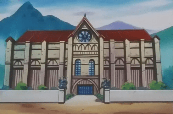 Blackthorn Gym, poke gym