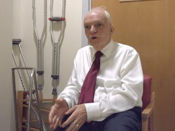 Chris Harwood interview 2