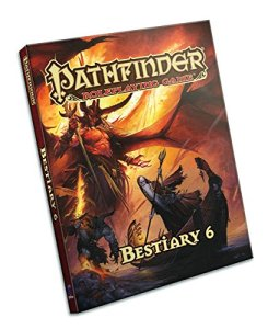 Pathfinder : Bestiaire 6