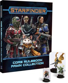 Starfinder : Core Rulebook Pawn Collection