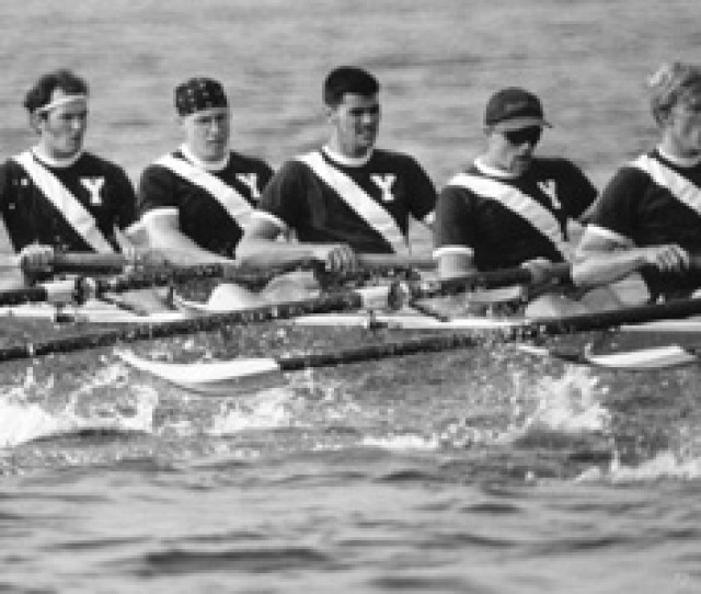 The Varsity Lightweight Crew Beat Rutgers And Dartmouth On April 22 On The Raritan River In New Jersey To Capture The Durand Cup