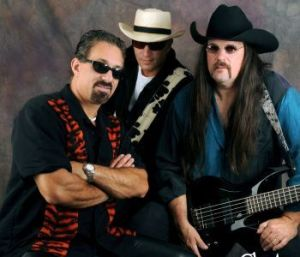 Crosseyed Cat - from left, Tommy Sanchez, Sweet Eddie and Scott Slogeris - opens this years Blues Challenge tonight at Black-Eyed Sallys in Hartford. Richard Picard
