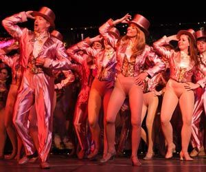 Musicals at Richter's current production of 'A Chorus Line' is in its final weekend, with performances Friday and Saturday. Kerry Long