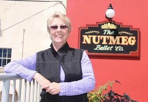 Sharon Dante, executive director of the Nutmeg Conservatory for the Arts.