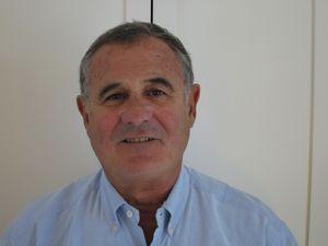 Middlebury Board of Finance Chairman Michael McCormack. MATTHEW O'ROURKE / REPUBLICAN-AMERICAN