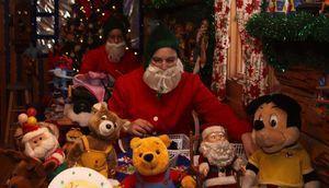 The elves were hard at work in Santa's workshop at Christmas Village in Torrington on Sunday. John McKenna/RA