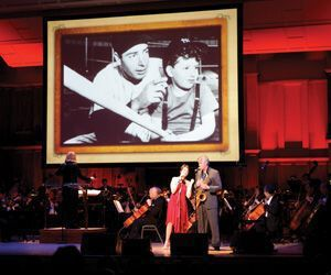 The Hartford Symphony Orchestra presents 'Take Me out to the Ballgame on Saturday at The Bushnell Center for the Performing Arts in Hartford. Credit: Hartford Symphony Orchestra