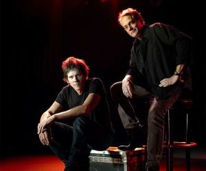 Bringing home the Bacon | Cut loose with the Bacon Brothers - multi-talented real-life brothers Kevin, the movie star and pop-culture phenom-enon, and older brother Michael, a sought-after film and TV composer - at the Ridgefield Playhouse on Friday at 8 p.m. Their rootsy rock 'n' roll songs, with strong elements of alt-country, folk and Americana, has won them an ever-growing following. Special guest is rocker, singer-songwriter and rising star Kathryn Gallagher. For tickets, at $70, call the box office, 203-438-5795 or visit ridgefieldplayhouse. org. The Ridgefield Playhouse is at 80 East Ridge.