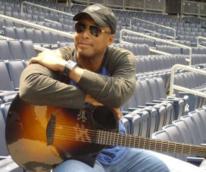 Bernie Williams, the New York Yankees center fielder for 16 years, is best known for his long and storied career in pinstripes - a career that includes four World Series championships, five appearances on the American League All Star Team, four Gold Glove Awards and the 1996 American League Championship Series Most Valuable Player Award. Since he's hung up his cleats, he's had time to devote to his other great passion in life - jazz guitar. Come for a day of fun with this Yankee hero with a charity softball game and concert on Sunday at the Ridgefield Playhouse. For tickets ($90 Gold Circle Meet & Greet; $65 orchestra, $55 mezzanine/balcony; all tickets include admission to the softball game; $20 for game-only tickets), call or visit the box office at 203-438-5795. Credit: contributed