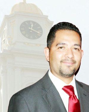 Ruben A. Rodriguez, Republican candidate for Waterbury Board of Aldermen, 2nd District