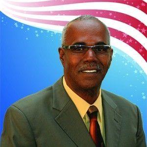 Democrat Gregory Hadley, Waterbury, Board of Aldermen