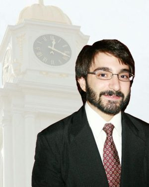 Francis Guerrera, Republican candidate for Waterbury Board of Aldermen, District 2