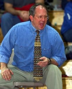 Former Nonnewaug High wrestling coach John Lawless