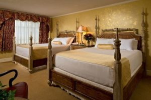 Dan'l Webster Inn & Spa in Sandwich, the oldest town in Cape Cod, Mass., offers a variety of amenities for the New England traveler. Catania Hospitality Group photos