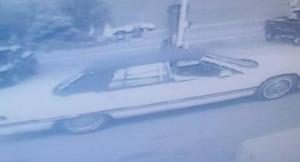 NAUGATUCK, CT, 16 September, 2016 - 091616HOLW01 - Police are searching for this car in connection to a stolen leaf blower from New Haven Road in Naugatuck Thursday afternoon. Naugatuck Police Department