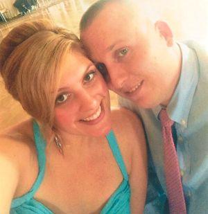 Engagement, Alexa LaValle and Andrew Bandurski.