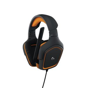 The Logitech G231 Prodigy is a comfortable set of over-the-ear headset that produce booming and rich audio. They can be worn for hours and they wonít bother players much. Because the device connects using a standard 3.5mm jack, it works with PCs along with consoles such as the PlayStation 4, Wii U and Xbox One. (Logitech/TNS)