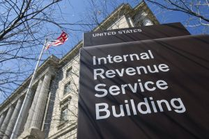 The Internal Revenue Service (IRS) building stands in Washington, D.C. Bloomberg