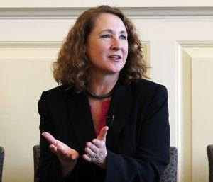U.S. Rep. Elizabeth H. Esty. Republican-American Archive