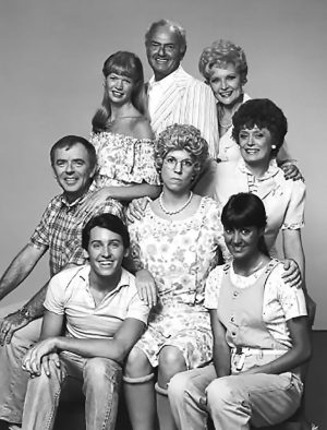 The 'Mama's Family' cast. Credit: The Brokaw Co.