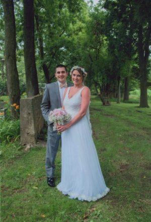 Wedding, Rose-Marie Scott and Nicholas J. Iannicelli.
