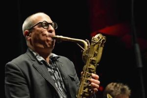 Renowned baritone saxophonist Gary Smulyan will play at the Palace Theaters Poli Club on Friday night at 7 p.m. and 9 p.m. (Contributed photo)