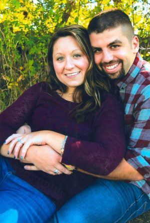 Engagement, Ashley Briglia and Zachary Keith.