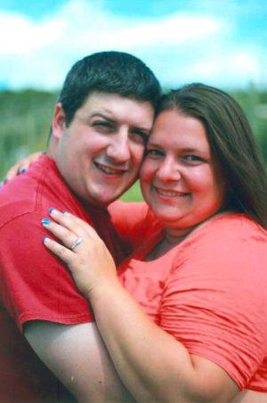 Engagement, Christina Goral and Michael Pelizzoni.