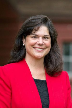 Dante' Bartolomeo is seeking her third term as Senator of the 13th District.