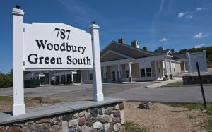 Woodbury Green South complex in Woodbury was nearing its construction completion last August in this file photo. The state's 169 communities approved permits to construct 5,329 housing units last year. Republican-American file