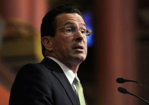 Gov. Dannel P. Malloy. (AP Photo/Jessica Hill)