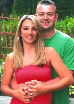 Engagement, Cassandra Andersen and Jonathan Hotchkiss