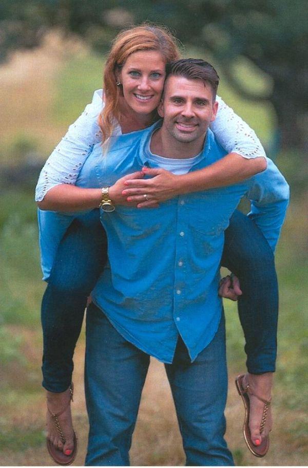 Engagement, Kristen Murdica and Francis DeFamio.