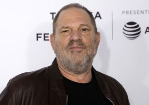 FILE - In this April 28, 2017 file photo, Harvey Weinstein attends the