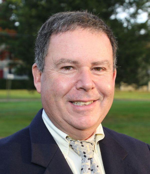 Litchfield Selectman Paul Parsons. John McKenna Republican-American