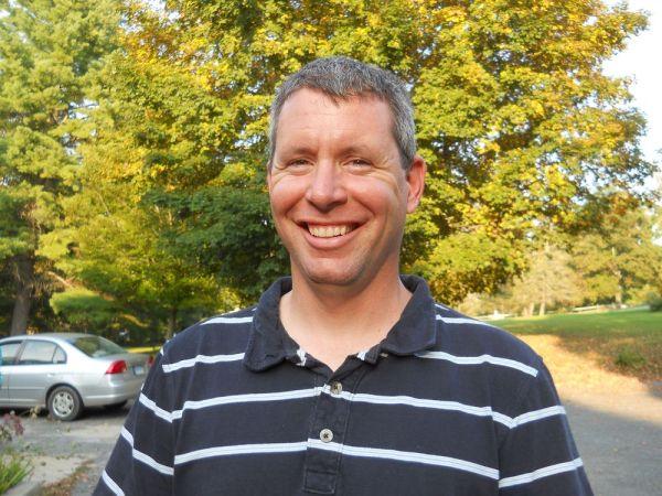 Greg D. Marlowe, Republican candidate for Falls Village Board of Selectmen. Ruth Epstein/Republican-American